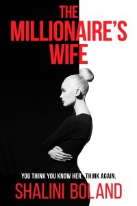 The millionaires Wife cover