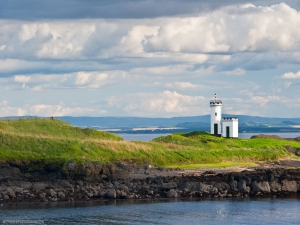 Elie lighthouse fife