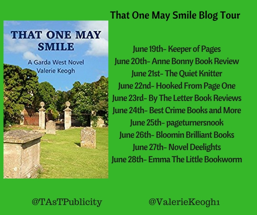 The One That May Smile Blog Tour (1)