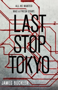 Last Stop Tokyo Cover
