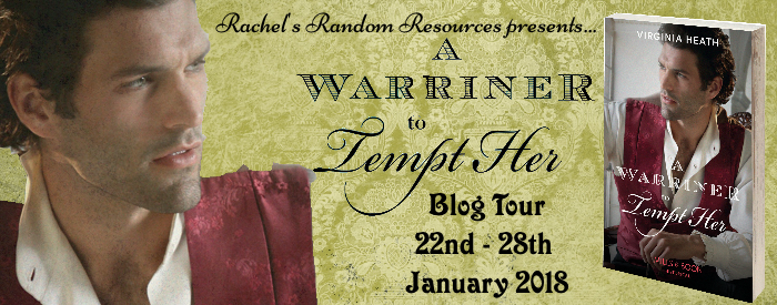 A Warriner To Tempt Her - Banner