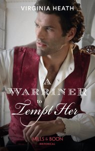 A Warriner To Tempt Her Cover
