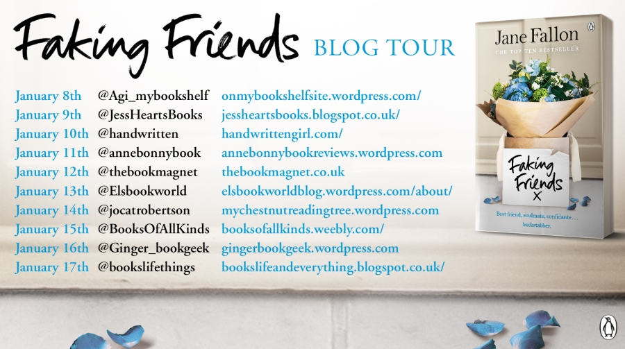 Faking Friends Blog Twitter Banner