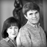 dean-koontz-and-wife