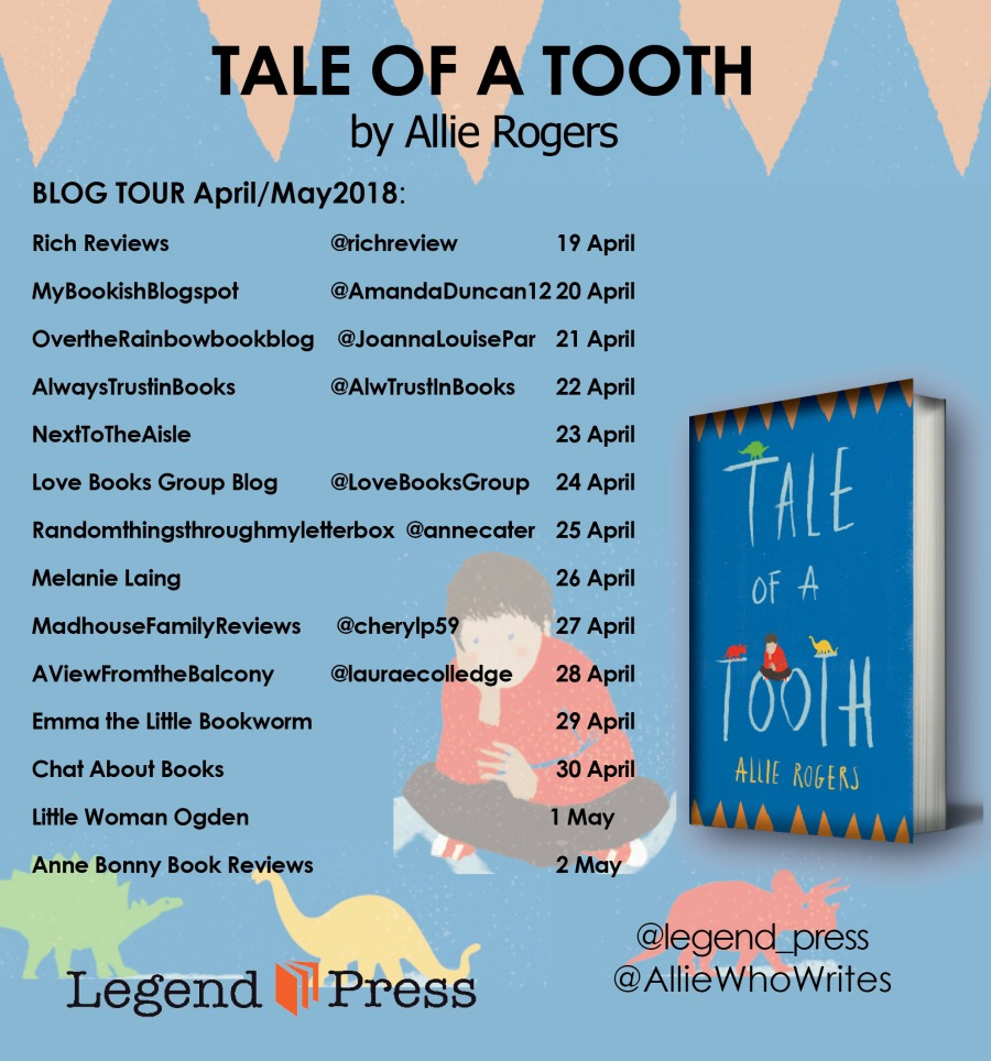tale of a tooth Blog Tour Banner jpeg