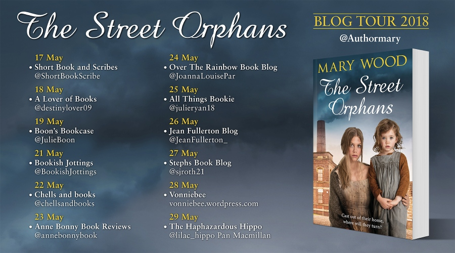 The Street Orphans - Blog tour 2018