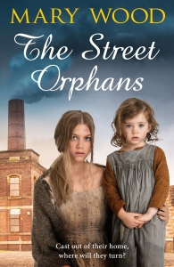 The Street Orphans high res cover