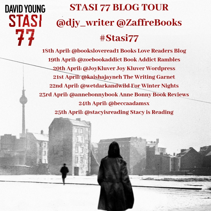 Stasi Blog Tour Graphic