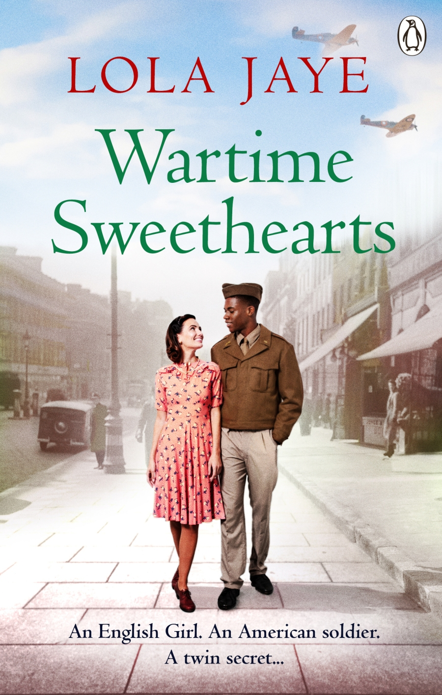 Wartime Sweethearts Cover