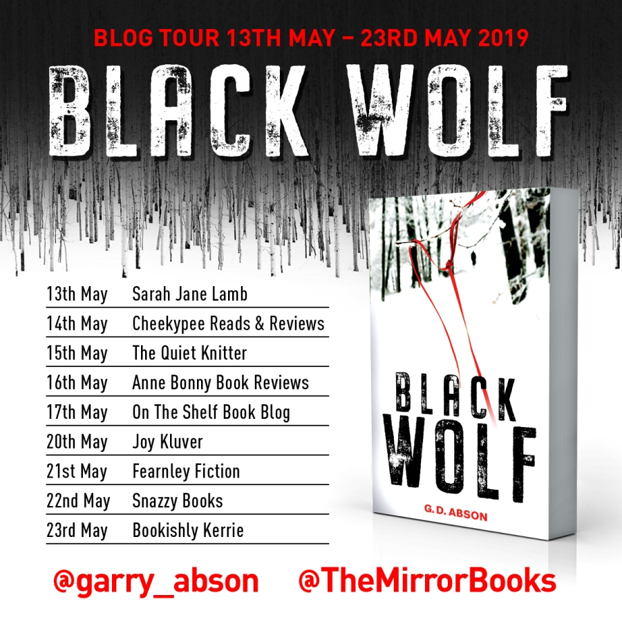 Black Wolf Blog Tour square